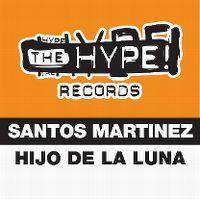 Cover Santos Martinez - Hijo de la luna