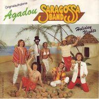 Cover Saragossa Band - Agadou