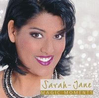 Cover Sarah-Jane - Magic Moments