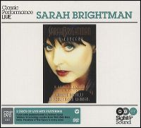 Cover Sarah Brightman - In Concert