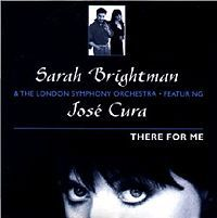 Cover Sarah Brightman & The London Symphony Orchestra feat. José Cura - There For Me