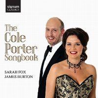 Cover Sarah Fox / James Burton - The Cole Porter Songbook