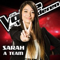 Cover Sarah Godard - A Team