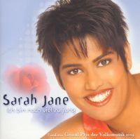 Cover Sarah Jane - Ich bin noch viel zu jung