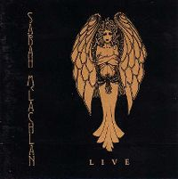 Cover Sarah McLachlan - Live