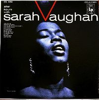 Cover Sarah Vaughan - After Hours With Sarah Vaughan