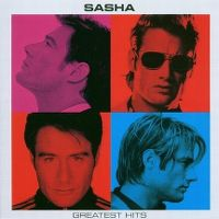 Cover Sasha - Greatest Hits