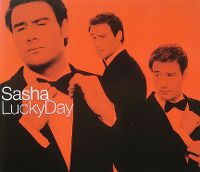 Cover Sasha - Lucky Day