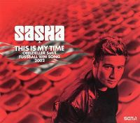 Cover Sasha - This Is My Time