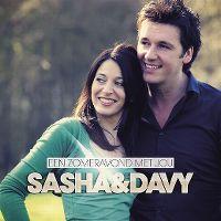 Cover Sasha & Davy - Een zomeravond met jou