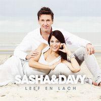 Cover Sasha & Davy - Leef en lach