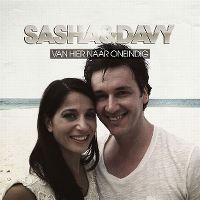 Cover Sasha & Davy - Van hier naar oneindig