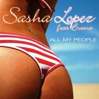 Cover Sasha Lopez & Broono feat. Andreea D - All My People