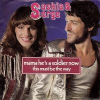 Cover Saskia & Serge - Mama He's A Soldier Now