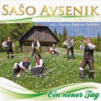 Cover Sašo Avsenik und seine Oberkrainer - Ein neuer Tag