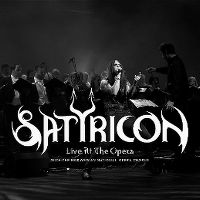 Cover Satyricon with the Norwegian National Opera Chorus - Live At The Opera
