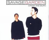 Cover Savage Garden - Crash And Burn