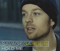 Cover Savage Garden - Hold Me
