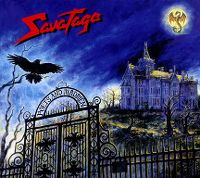 Cover Savatage - Poets And Madmen