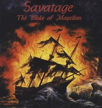 Cover Savatage - The Wake Of Magellan