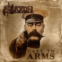 Cover Saxon - Call To Arms