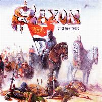 Cover Saxon - Crusader