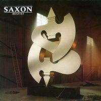 Cover Saxon - Destiny