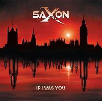 Cover Saxon - If I Was You