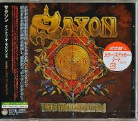 Cover Saxon - Into The Labyrinth