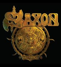 Cover Saxon - Sacrifice