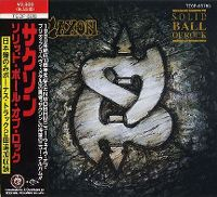 Cover Saxon - Solid Ball Of Rock