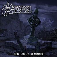 Cover Saxon - The Inner Sanctum
