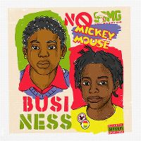Cover SBMG - No Mickey Mouse Business