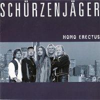 Cover Schürzenjäger - Homo erectus