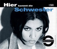 Cover Schwester S. - Hier kommt die Schwester