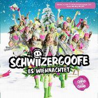 Cover Schwiizergoofe - Es wiehnachtet