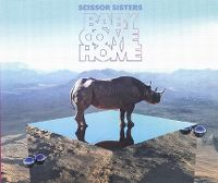 Cover Scissor Sisters - Baby Come Home