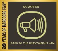 Cover Scooter - Back To The Heavyweight Jam