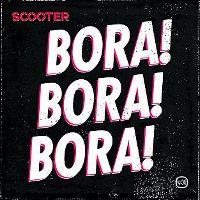 Cover Scooter - Bora! Bora! Bora!