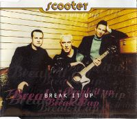 Cover Scooter - Break It Up