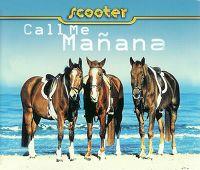 Cover Scooter - Call Me Mañana