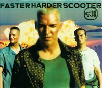 Cover Scooter - Faster Harder Scooter