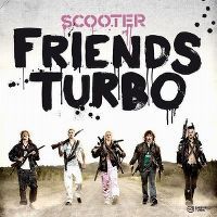 Cover Scooter - Friends Turbo