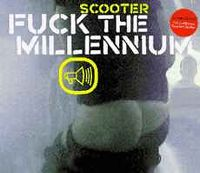 Cover Scooter - Fuck The Millennium