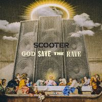 Cover Scooter - God Save The Rave