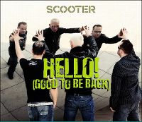 Cover Scooter - Hello! (Good To Be Back)