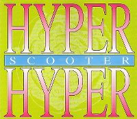Cover Scooter - Hyper Hyper