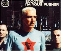 Cover Scooter - I'm Your Pusher