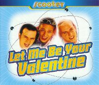 Cover Scooter - Let Me Be Your Valentine