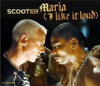 Cover Scooter - Maria (I Like It Loud)